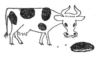 Происхождение слова 'каравай' от слова 'корова'